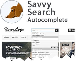 Savvy Search Autocomlete